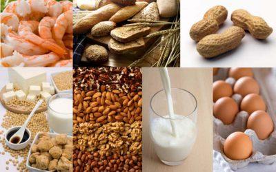 Тест за хранителна непоносимост – листовка и постерна презентация
